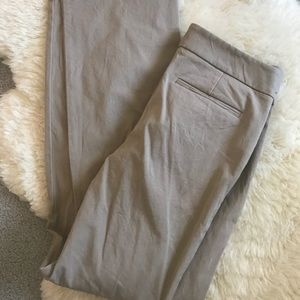 Loft Tan Trousers